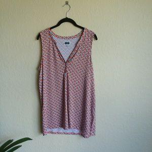 Mudpie tank shirt size Large